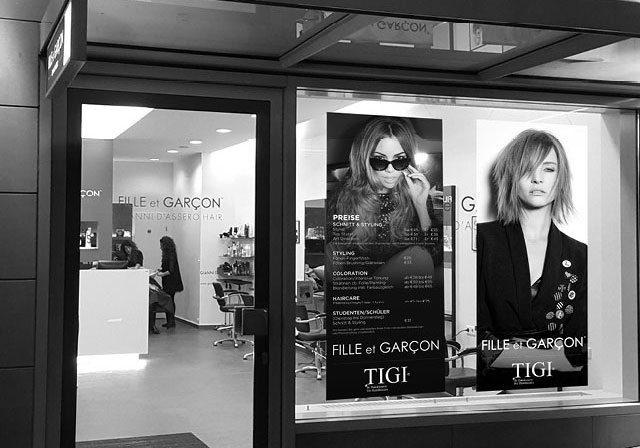 Salon FILLE et GAÇON in Stuttgart und Pforzheim